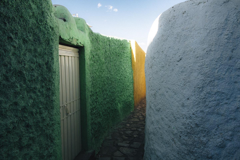 Harar: labyrintiske gader, farvede huse og hyæner.