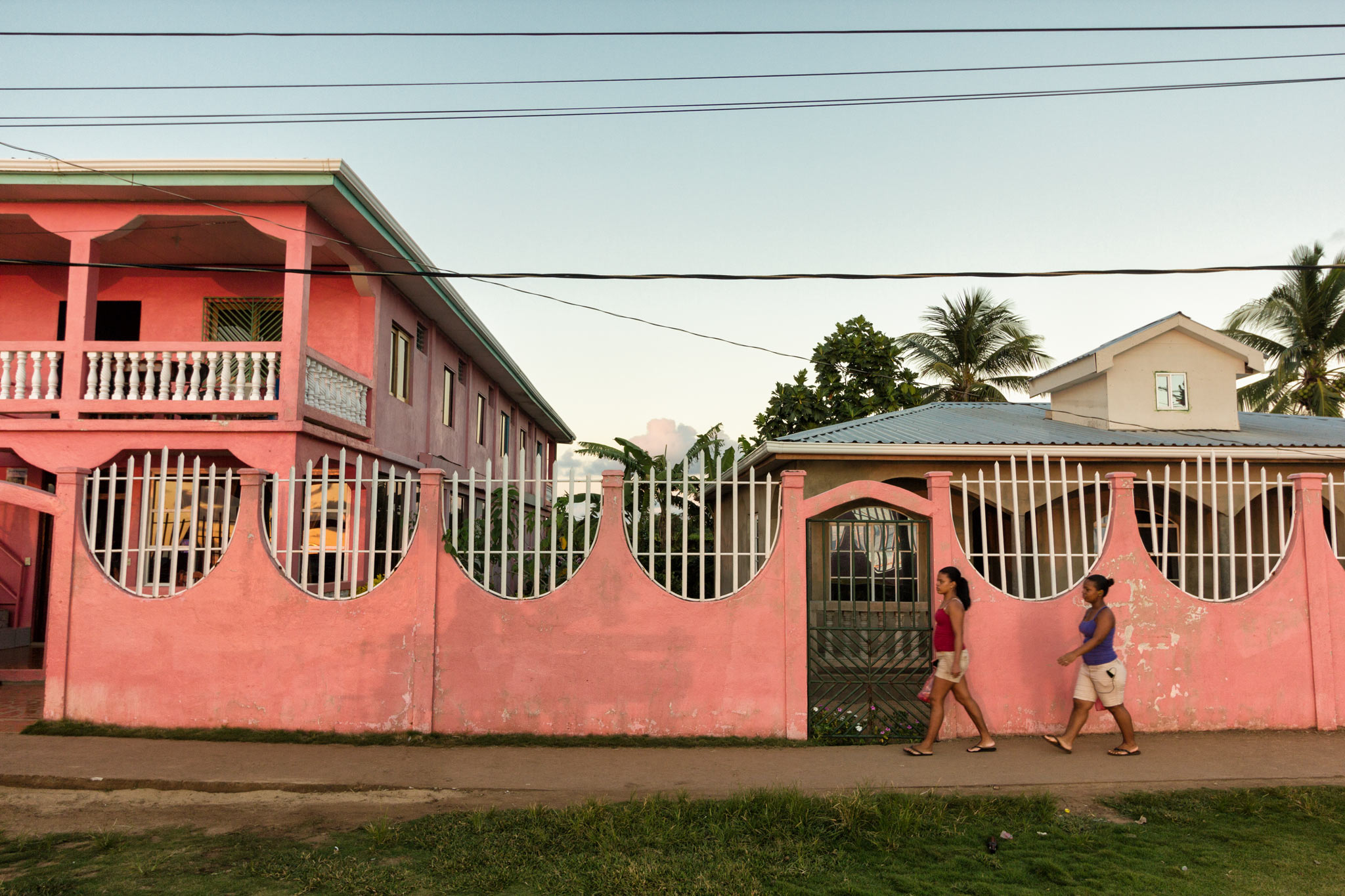 The Corn Islands are different in many ways to mainland Nicaragua. For one, most people are not of neither indian nor hispanic descent and most everyone speak english (with a thick creole accent!)