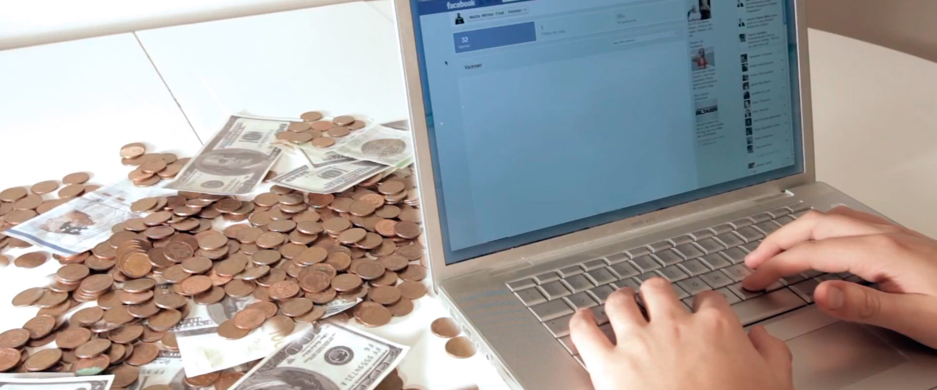 Losing friends on Facebook = making more money.