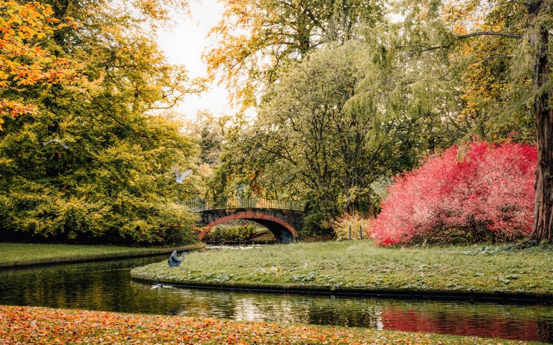 Oktober i Danmark