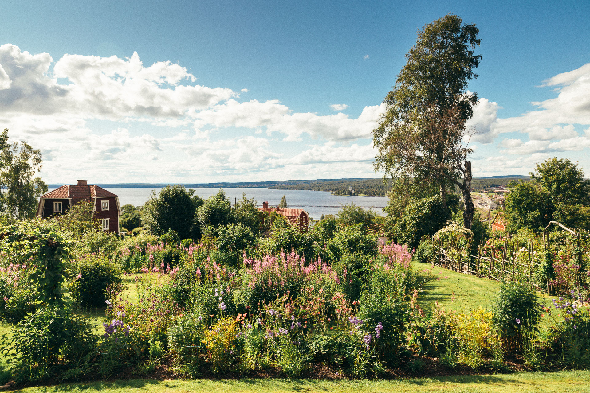 View over Rättvik.