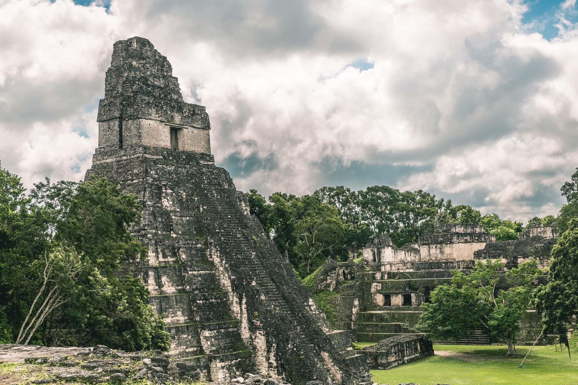 Next up was Tikal!