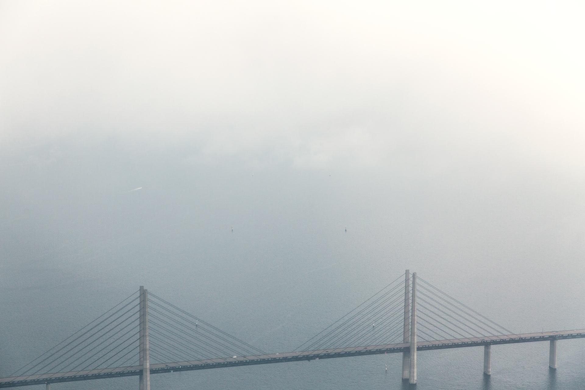 Øresundsbroen.