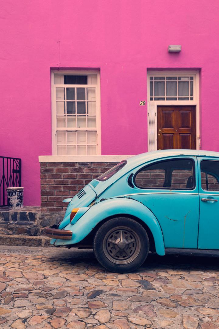 Bo Kaap, Cape Town.