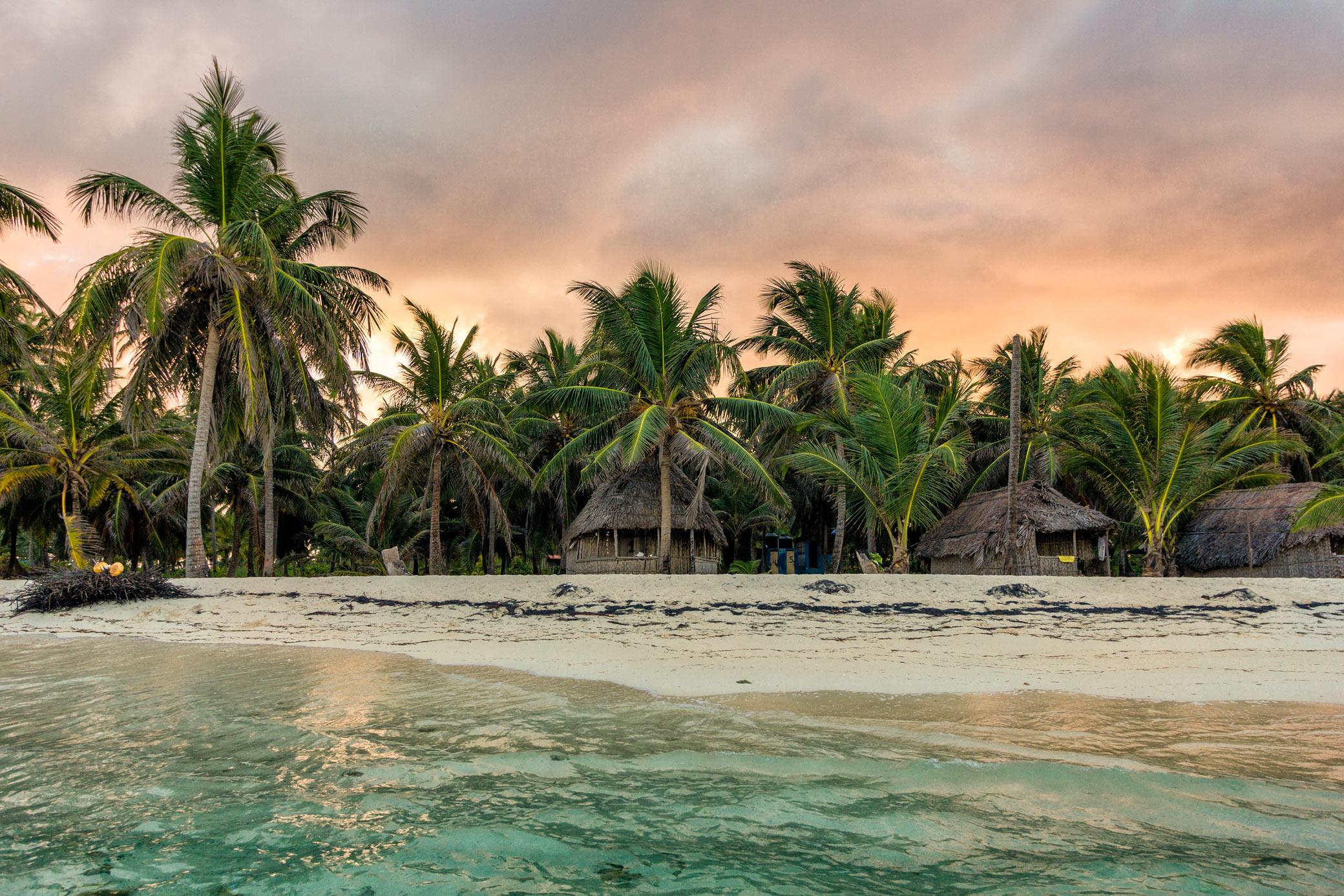 San Blas-øerne ud fra Panamas kyst er nok det tætteste på paradis man kan komme i Mellemamerika.