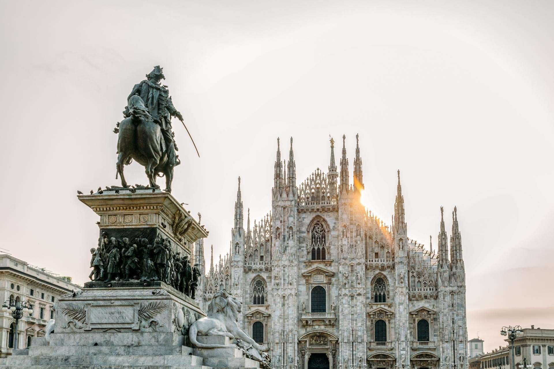 Milanos turistspot #1