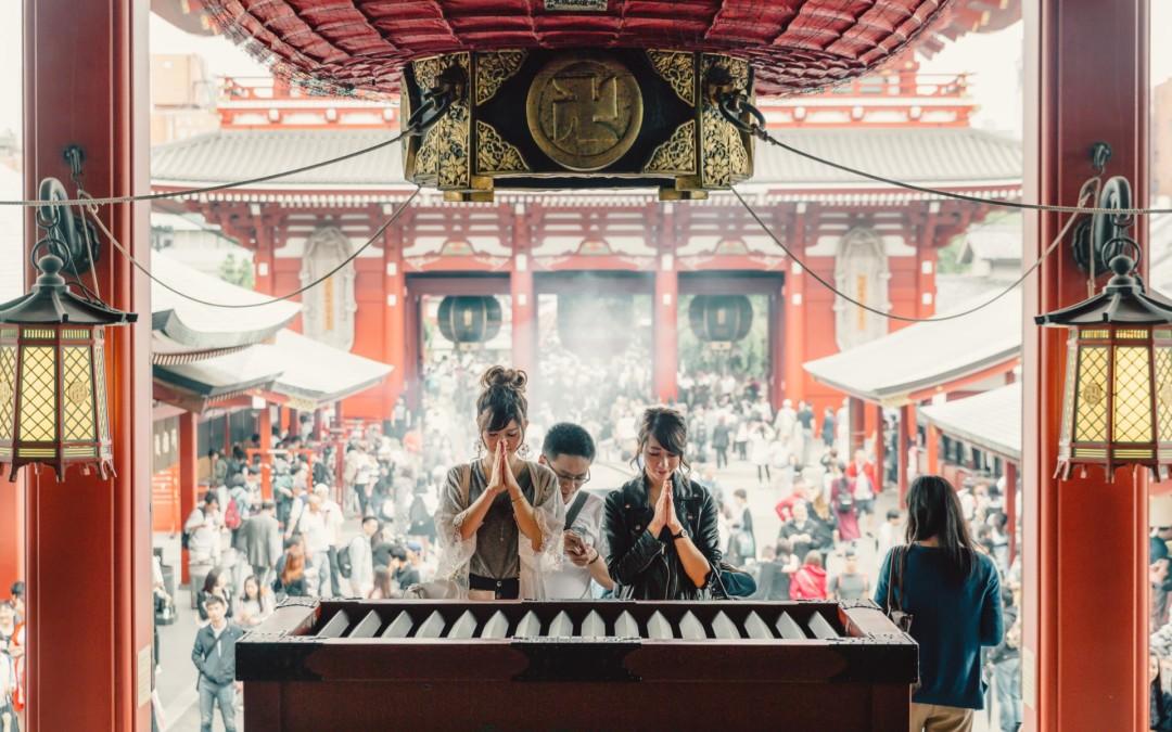 Japan 2016 / silence and noise